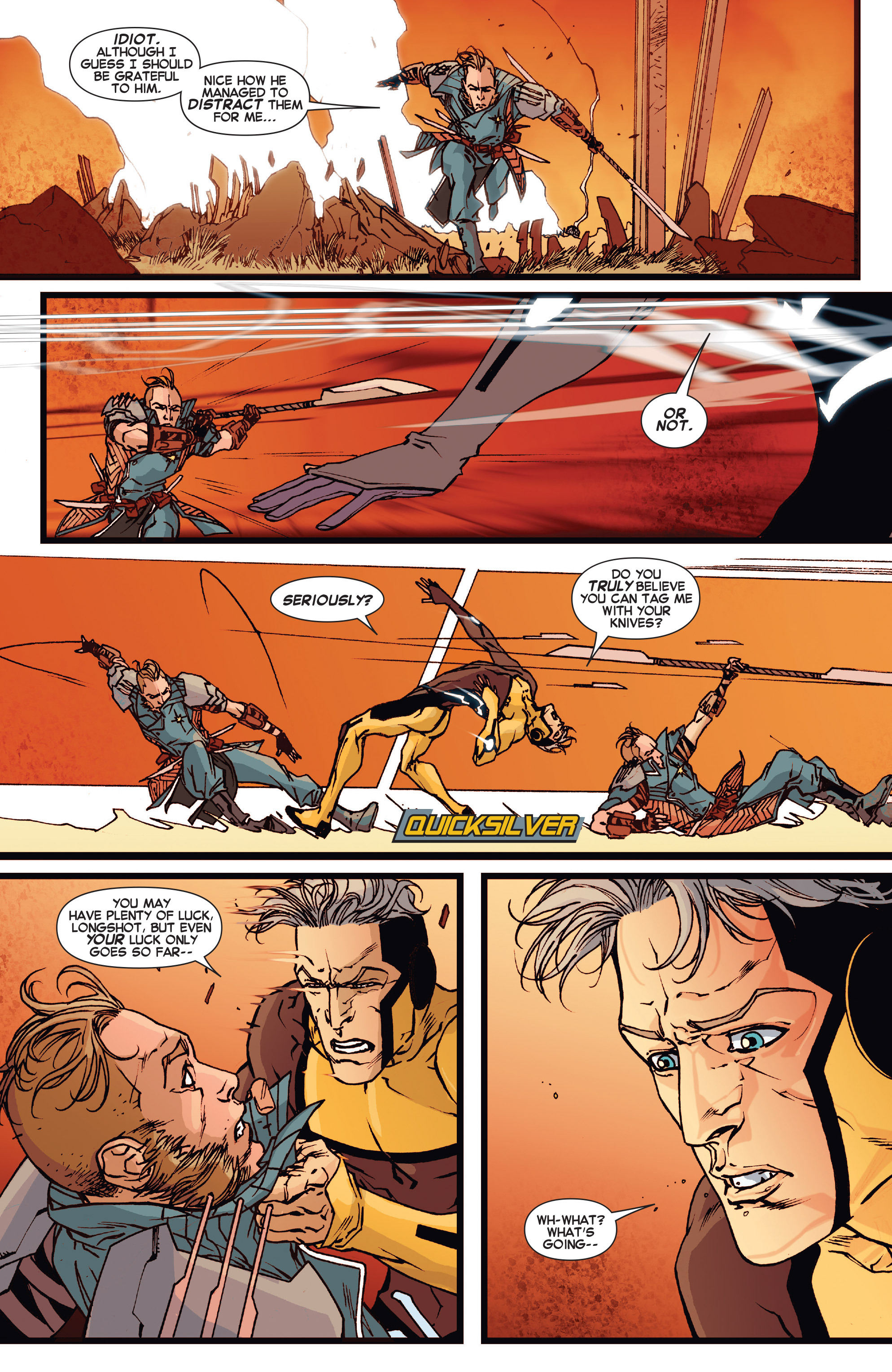 Read online All-New X-Factor comic -  Issue #17 - 8