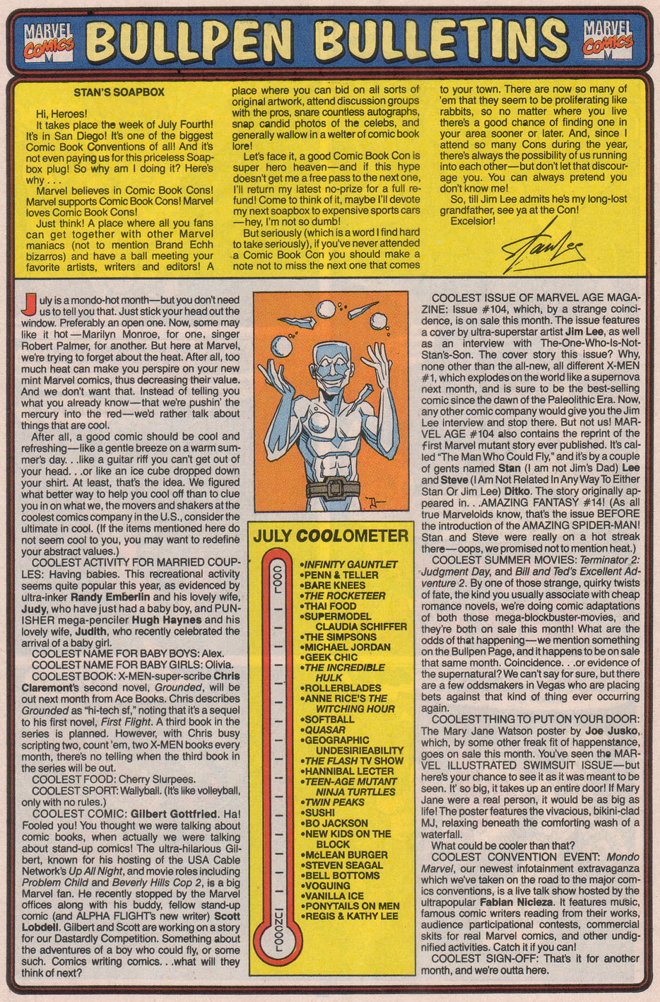 Read online ALF comic -  Issue #45 - 28