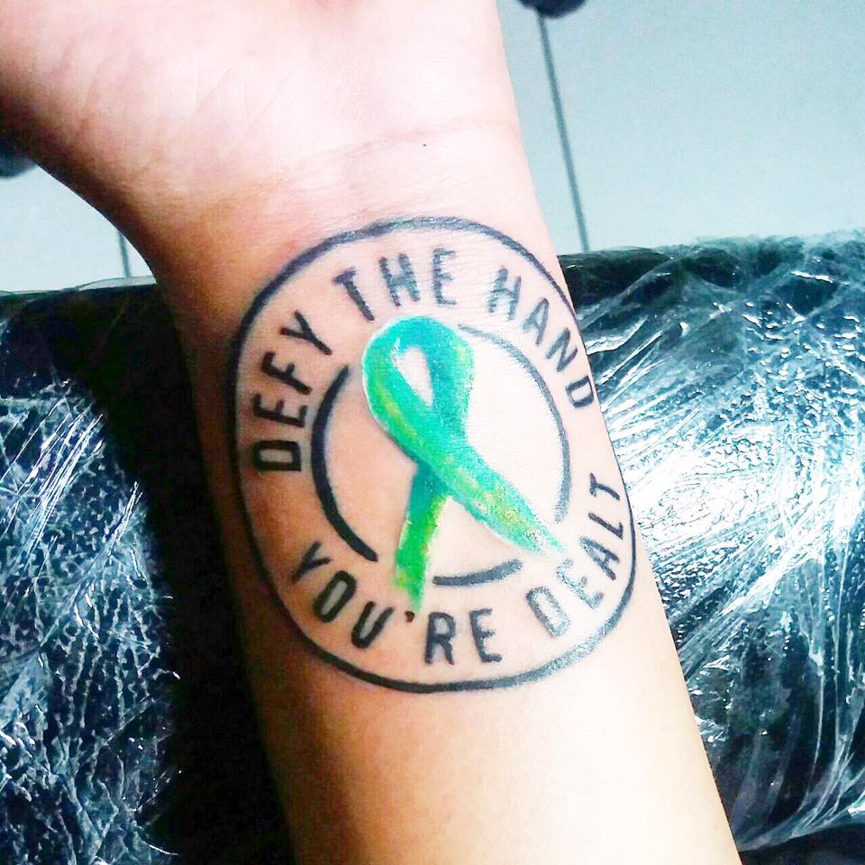 New tattoo parenting blogger indonesia for Cerebral palsy tattoo