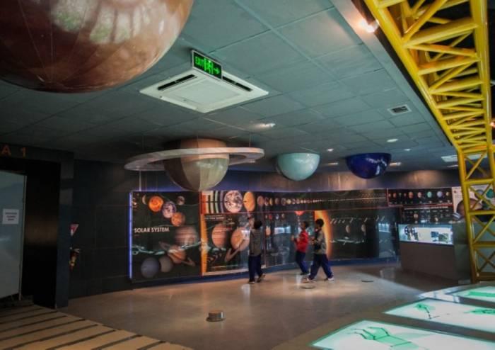 Planetarium Taman Ismail Marzuki, Jakarta