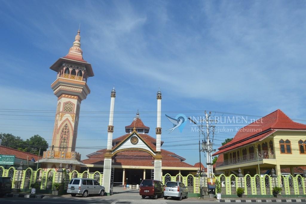 Tahun ini, Masjid Agung Kauman Kebumen Terima Dana Hibah Rp 250 Juta