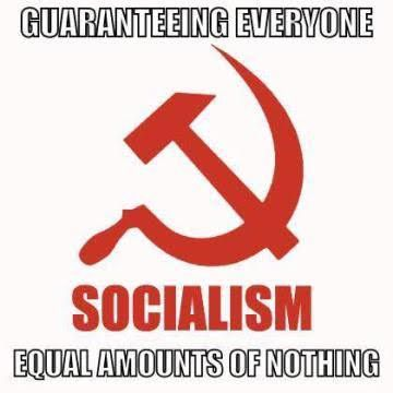 2 socialism memes and stuff mad in america,Socialism Memes