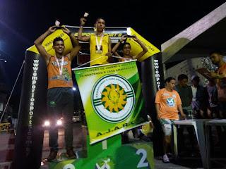Atleta de Baraúna é primeiro colocado na 1ª Remígio Fast Run