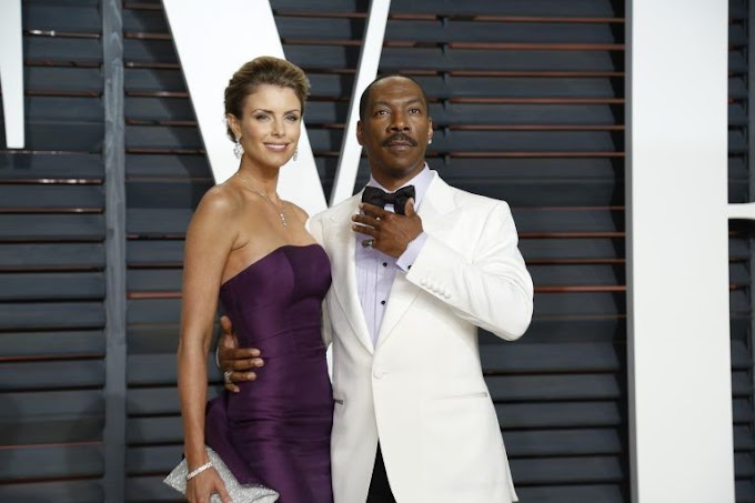 Eddie Murphy & Girlfriend Paige Butcher are Engaged
