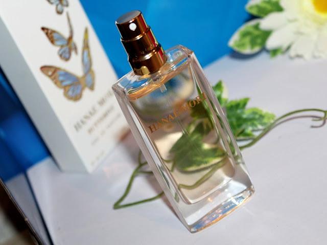 avis sur le parfum butterfly d'hanae mori