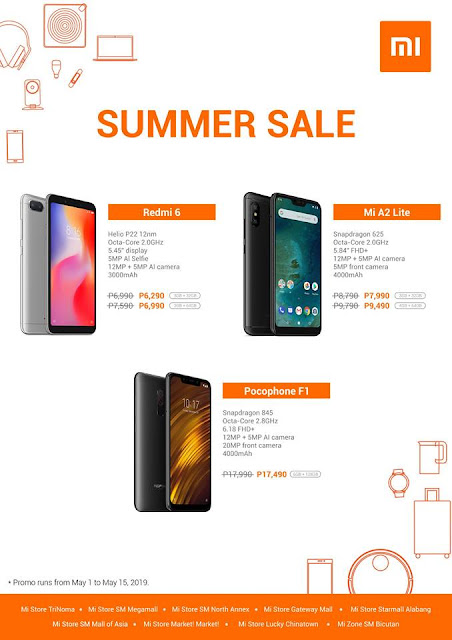 Xiaomi Hot Summer Sale