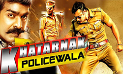 Khatarnak Policewala 2018 Hindi Dubbed 300MB HDRip 480p