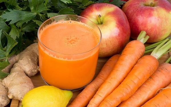 Receita de suco Detox antioxidante para dieta (Imagem: Reprodução/Internet)