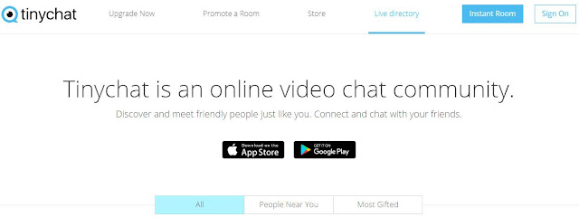 Random Video Chat apps and Sites | Connect with strangers at random