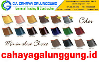 Genteng Keramik M Class