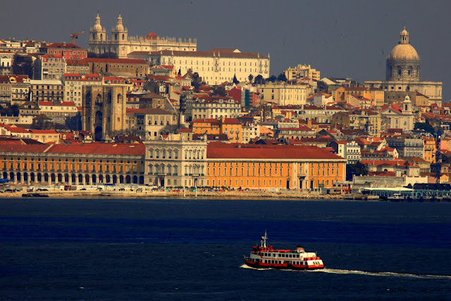 Viagem de carro de Lisboa a Porto