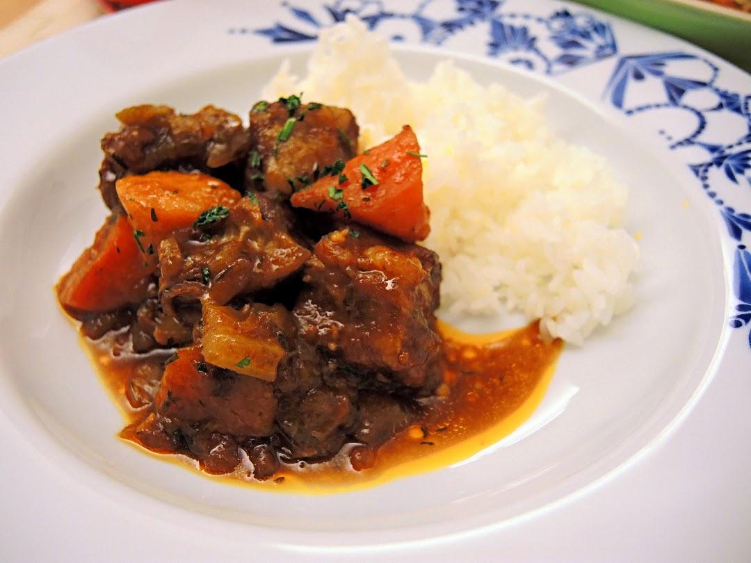 Missta's Kitchen: 愛爾蘭黑啤牛肉 Irish Beer Beef Stew