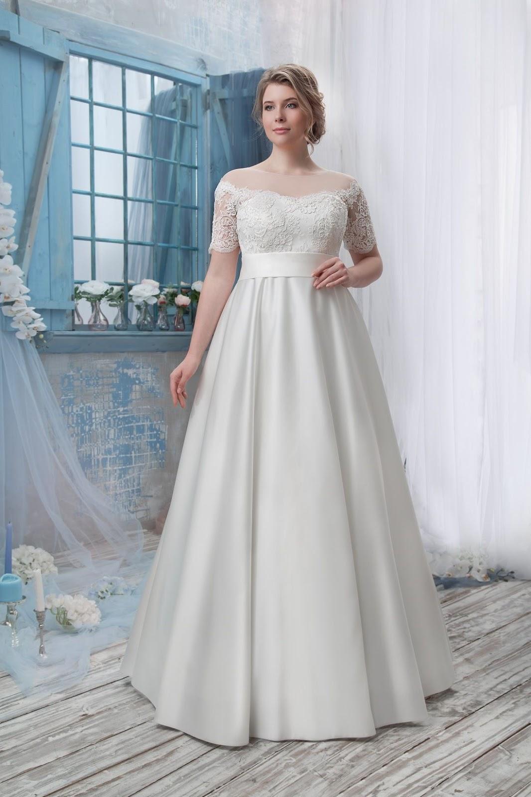Vestidos de novia 2019 para gorditas 2019