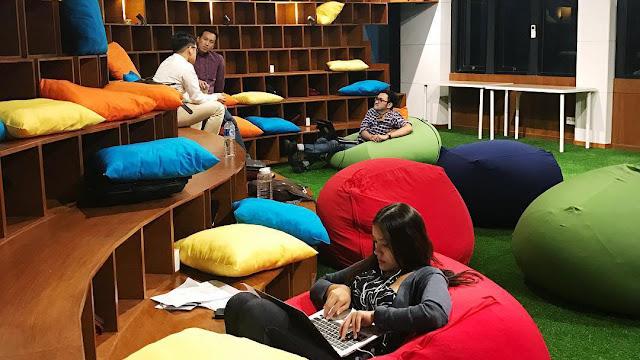 5 Alasan Kenapa Entrepreneur Harus Pindah Ke EV Hive Coworking Space