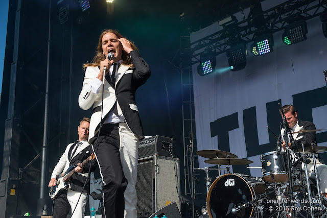 The Hives at The Toronto Urban Roots Festival TURF Fort York Garrison Common September 16, 2016 Photo by Roy Cohen for One In Ten Words oneintenwords.com toronto indie alternative live music blog concert photography pictures