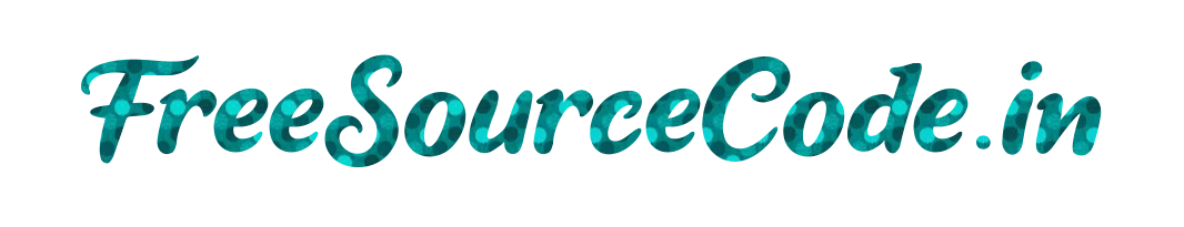 FreeSourceCode.in, free php source code download