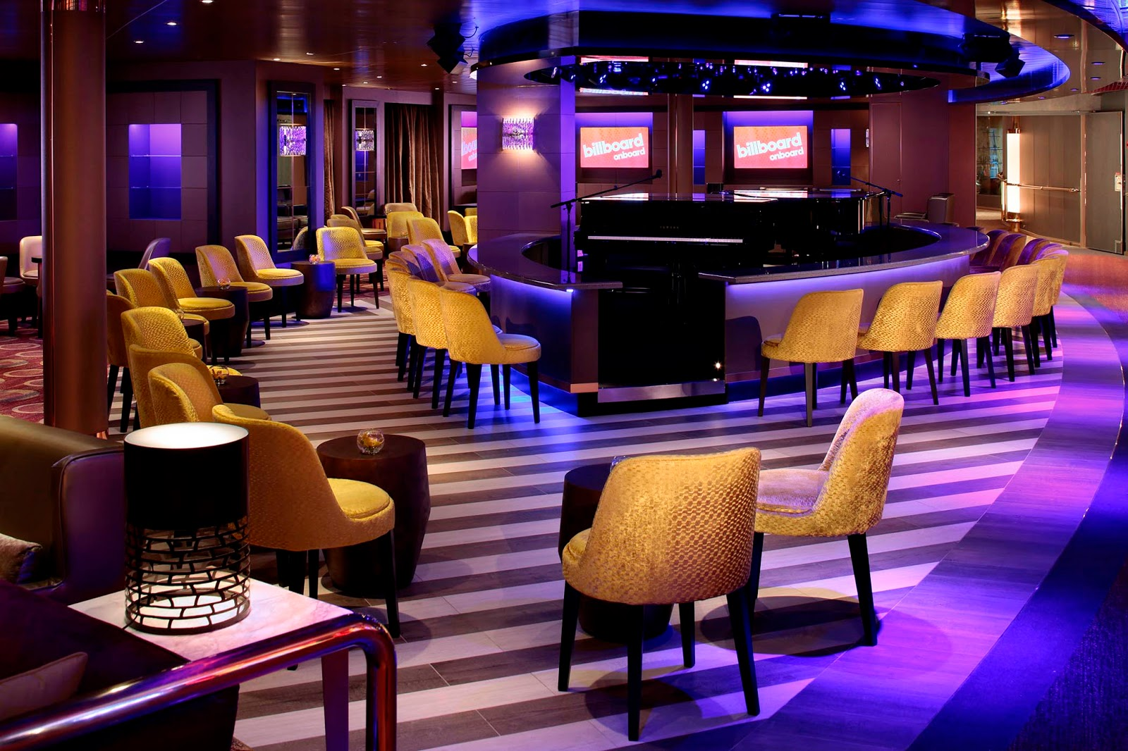 Newly Renovated And Re Imagined Central >> Cruise Diva New Photos Show Off Extensive Enhancements To Holland