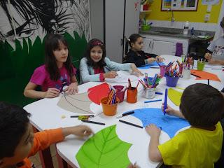 Crianças na Colônia de Férias RJ