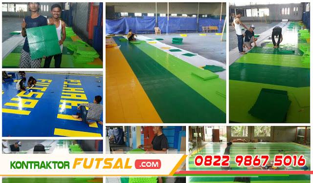 Harga Interlock Futsal