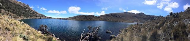 Upper Lake - Cajas