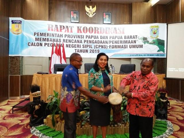 Papua Dan Papua Barat Rencana Penerimaan CPNS Formasi 2019