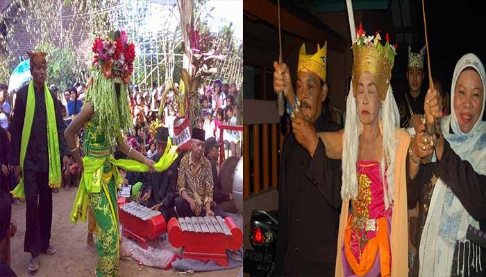 Tari Seblang, Tarian Mistis Dari Banyuwangi Jawa Timur