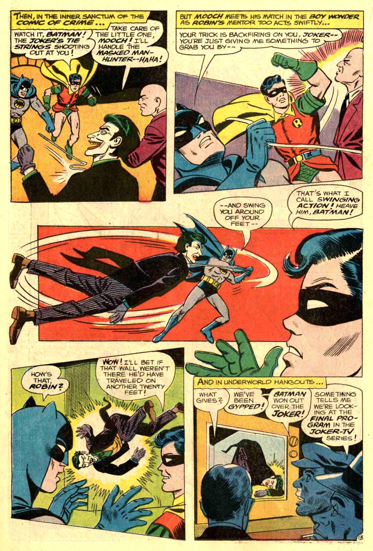 Detective Comics (1937) 365 Page 17