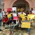 सहरसा : जन अधिकार छात्र परिषद ने प्रखंड शिक्षा कार्यालय में किया ताला बंदी