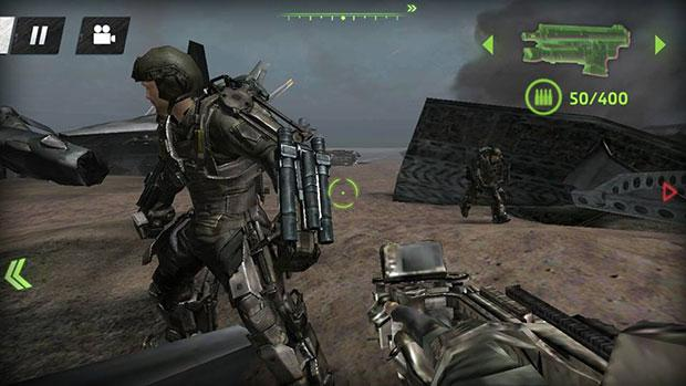 edge of tomorrow game mod apk