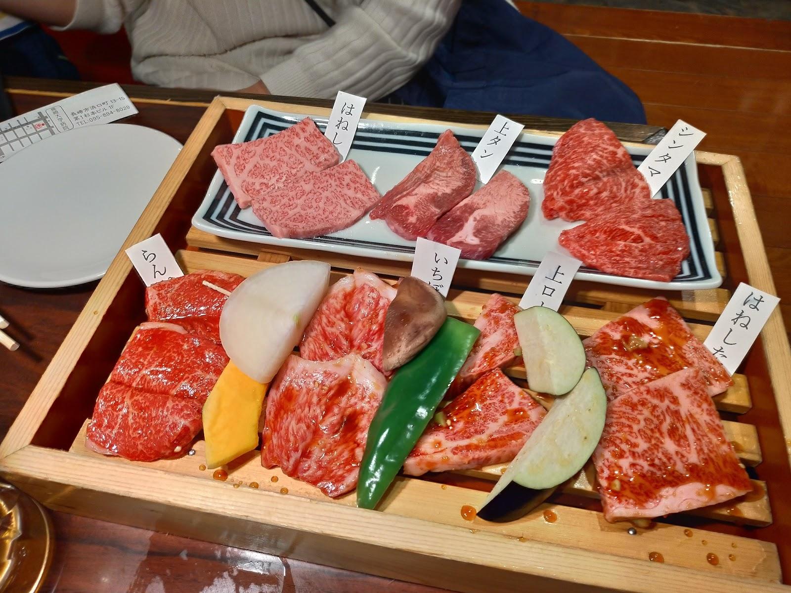 肉 長崎市浜口町でおすすめの焼肉は炭火焼肉いせ家!