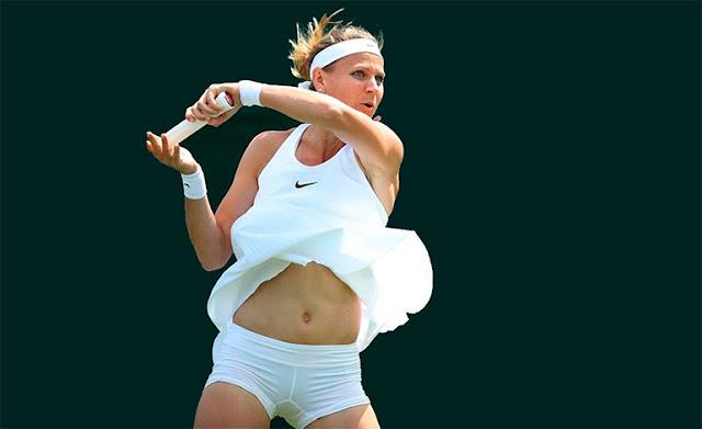 El camisón de Nike enfada a Serena