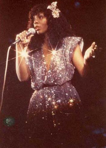 Corazón de Canción: Donna Summer - Last Dance (letra en inglés y ...