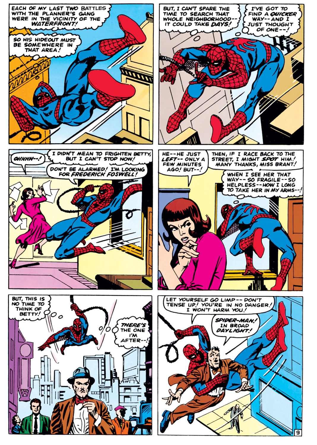 The Amazing Spider-Man (1963) 32 Page 9