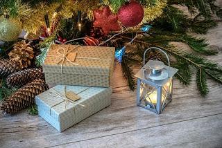christmas breaks in suffolk, christmas tree