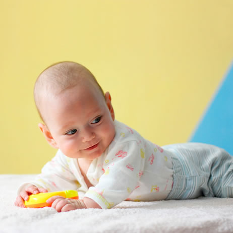 Baby Prone Position