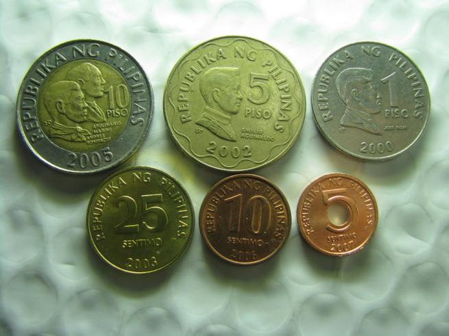 филиппинские песо картинка забывайте