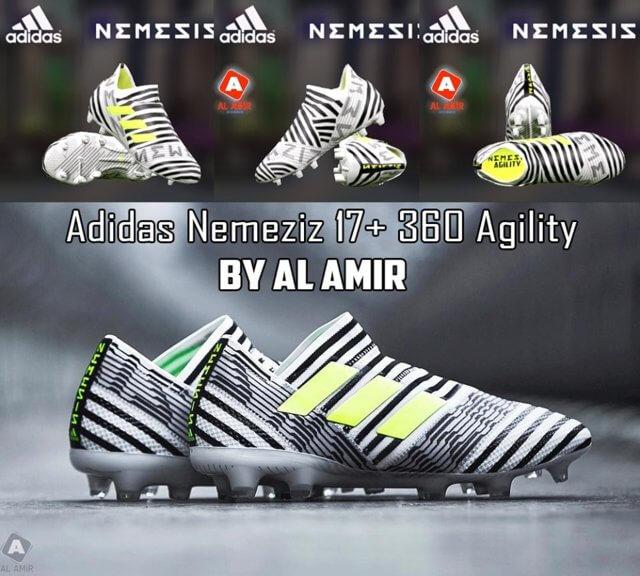 Adidas Nemeziz 17+ 360 Agility Boot PES 2017