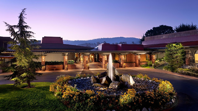Nestled within 22 acres of soaring Monterey Pines, the Hyatt Regency Monterey Hotel and Spa on Del Monte Golf Course is a destination hotel providing the most discerning traveler with the quintessential Monterey experience. Its Central California Coast location offers guest close proximity to downtown Monterey, Monterey Airport and easy access to some of the Peninsula's most well-known attractions.