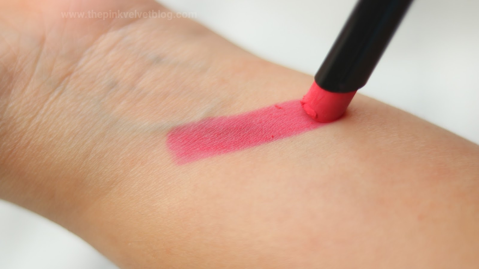 Lakme Argan Oil Lip Color - Rouge Love