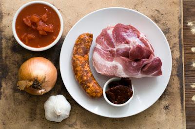 Pork tinga | Homesick Texan