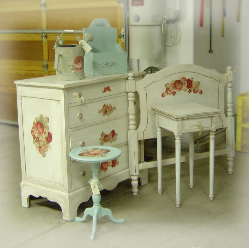 Painted Furniture Table Drawer Designs An Interior Design