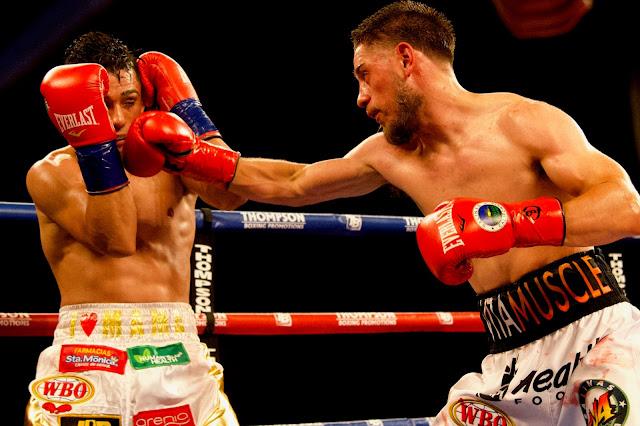 Ruben Villa Decisions Luis Alberto Lopez In ShoBox Main Event