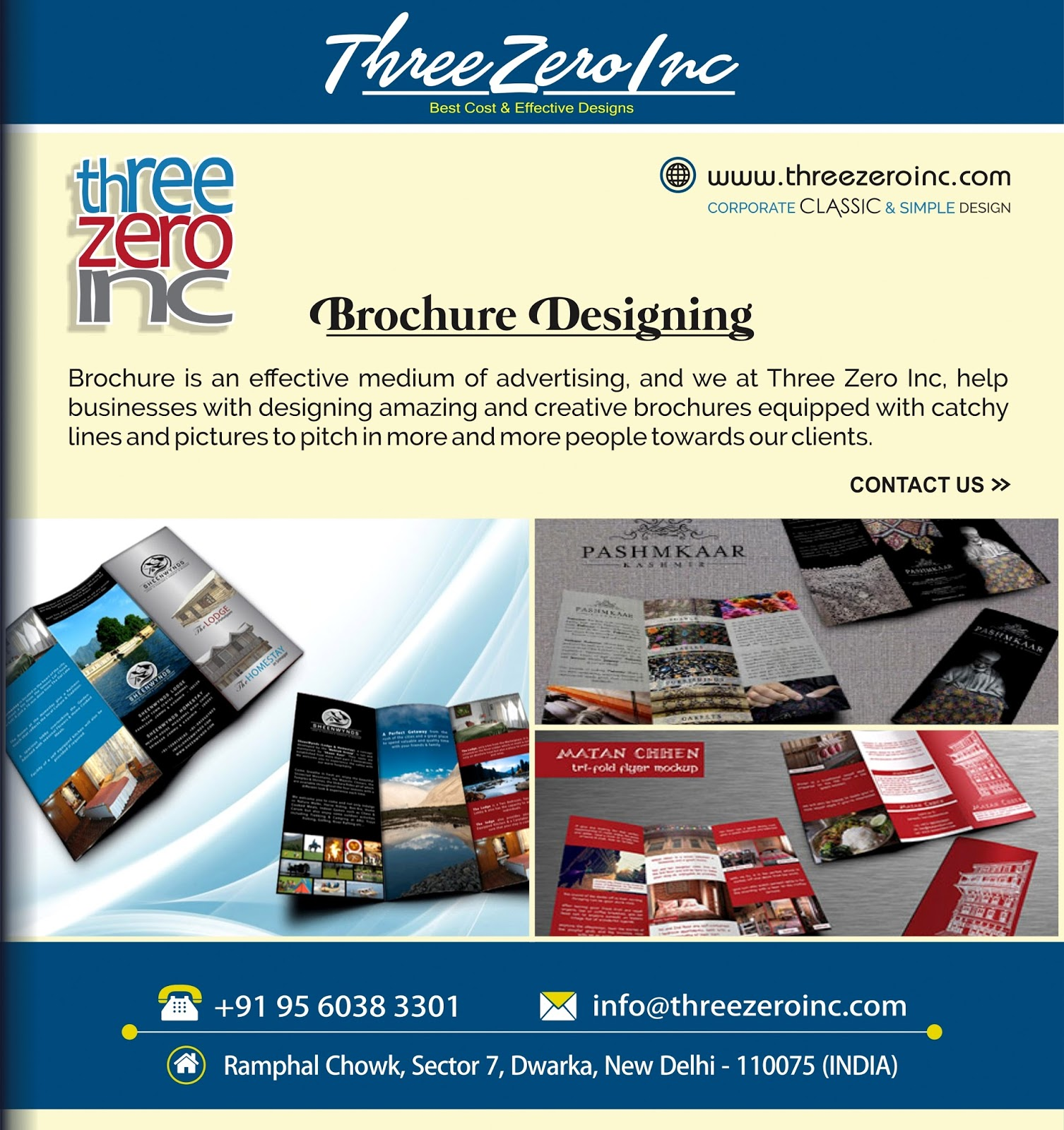 online flyer designer