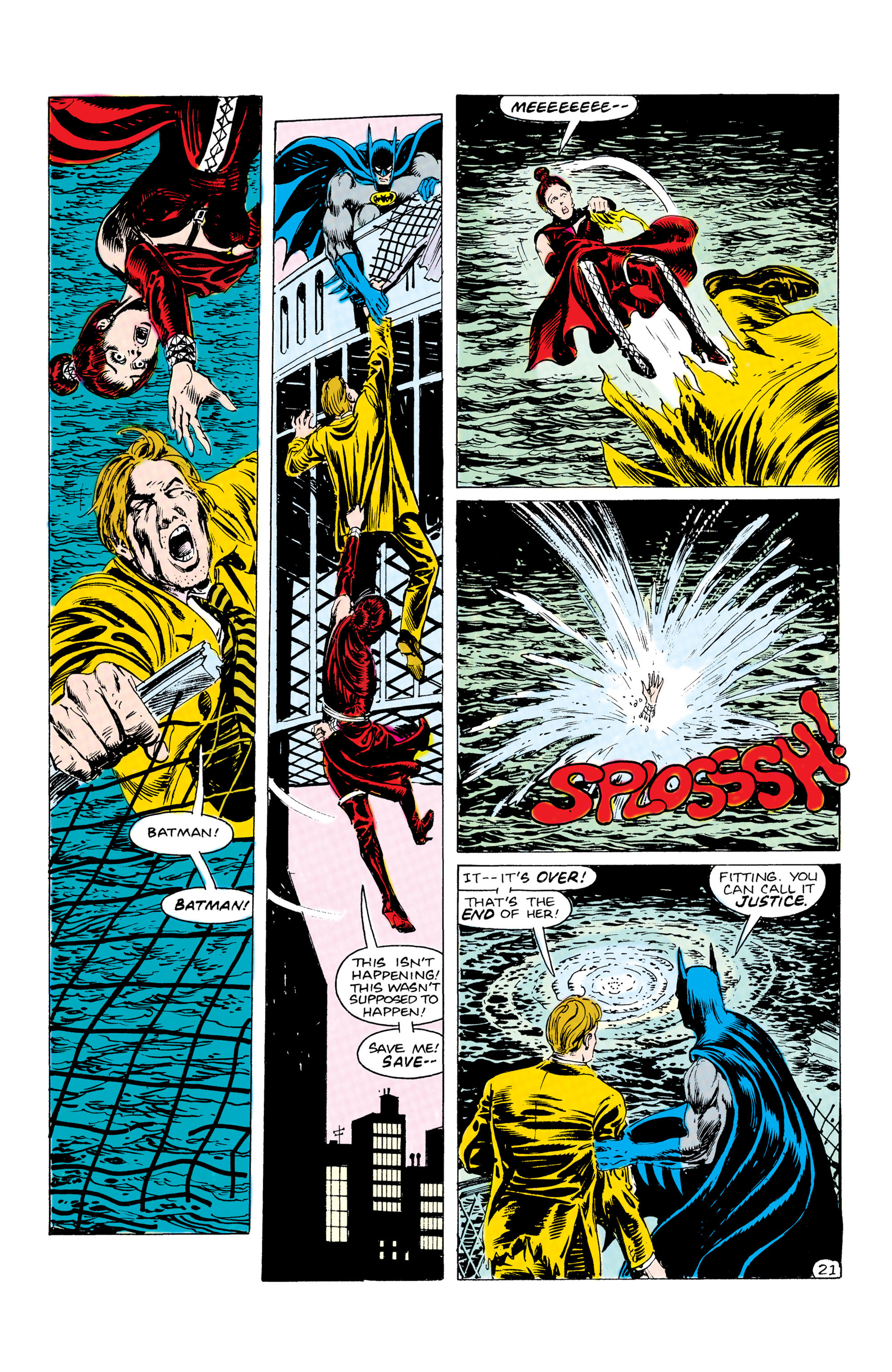 Read online World's Finest Comics comic -  Issue #314 - 22