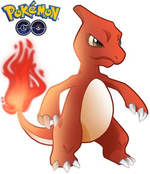 Charmeleon 1 de Pokémon Go