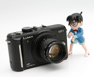 Jual Mirrorless Panasonic Lumix Gf1 Bekas