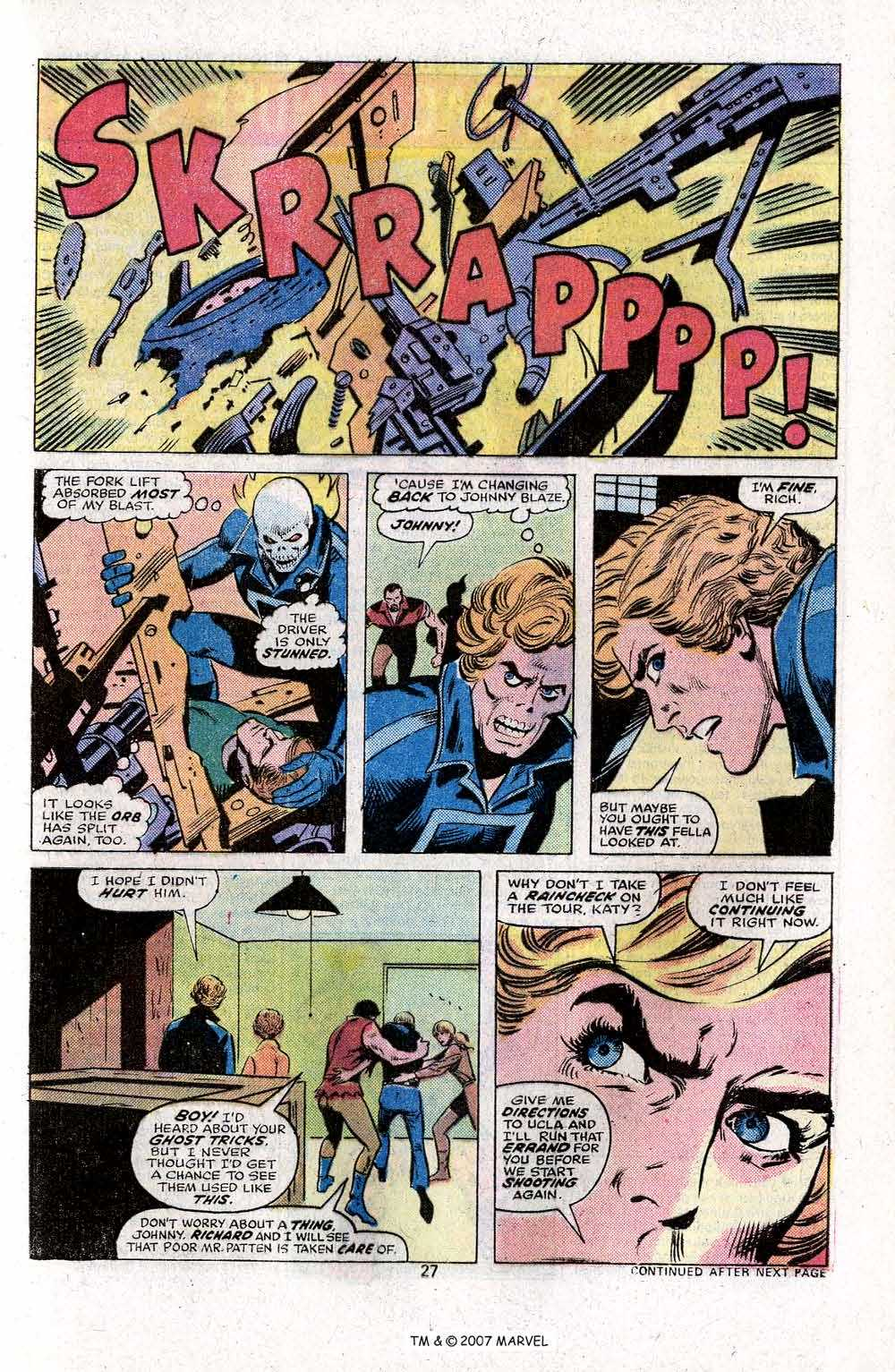 Ghost Rider (1973) Issue #14 #14 - English 29