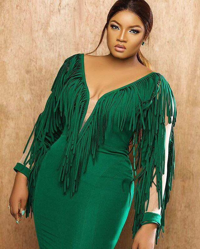 Omotola honored as one of the most Influential people from Africa at the the 73rd UN General Assembly.