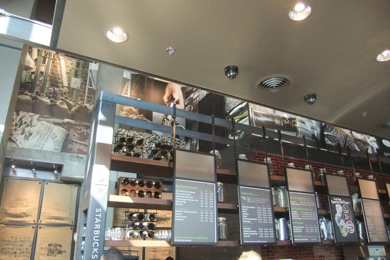 スターバックスイブニングアメリカ Starbucks evening USA