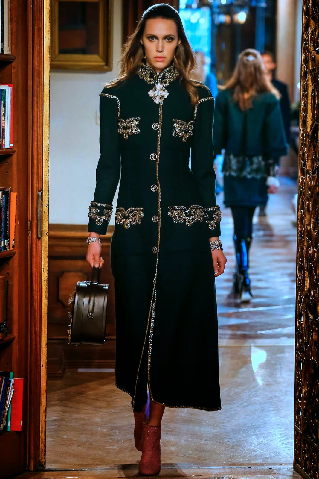 Chanel Pre-Fall 2015 Collection